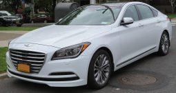 Hyundai Genesis, Full Options, Leather