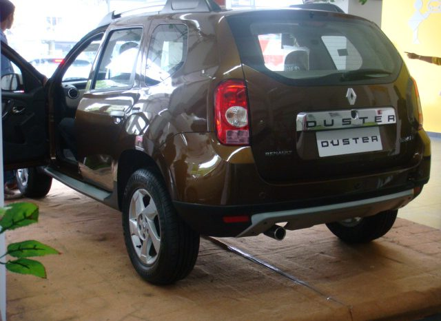Renault Duster full