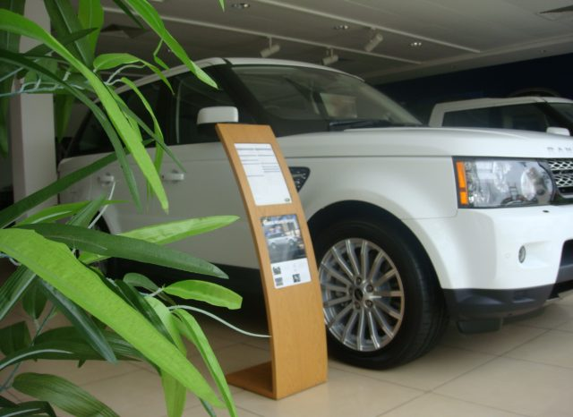 Range Rover  Evoque SD4 sport full