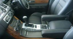 Range Rover  Evoque SD4 sport