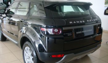 Range Rover Evoque full