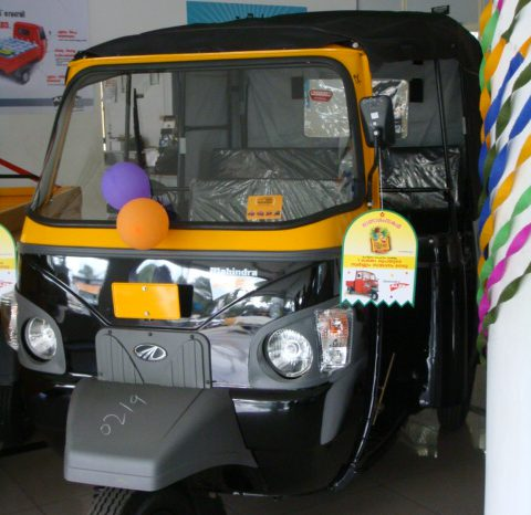 Mahindra Alfa Plus full