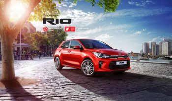 Kia Rio, Good Condition, Navi full