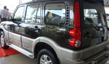 Mahindra scorpio new automatic full