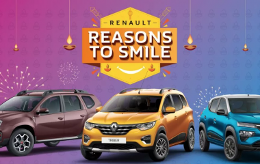 Renault New offers