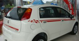 FIAT PUNTO SPORT white HYSON MOTORS (P) LTD_ TATA MOTORS GURUVAYOOR ROAD, POONKUNNAM PO, THRISSUR