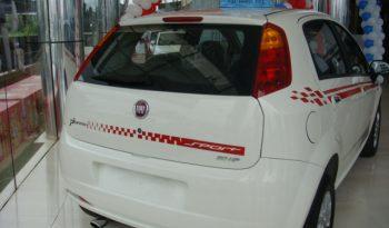 FIAT PUNTO SPORT white HYSON MOTORS (P) LTD_ TATA MOTORS GURUVAYOOR ROAD, POONKUNNAM PO, THRISSUR full