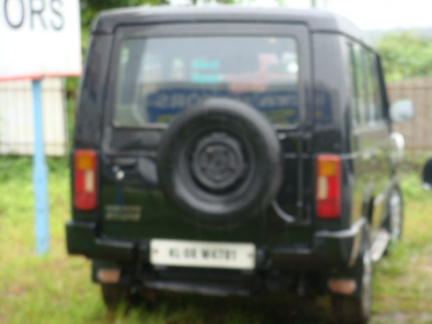 Tata Sumo Deluxe SINGLE OWNER, AC, CONTACT HYSON EXECUTIVE full